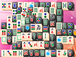 Mahjong Black White