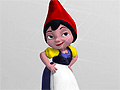 Coloree Gnomeo y Juliet