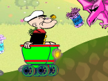 Popeye Trolley Adventure
